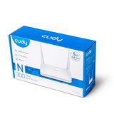 Cudy WR300 Draadloze 300N Router_