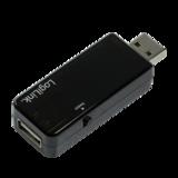 LogiLink Energiemeter 1-poort USB met 4 decimalen_