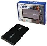 """2.5"""" Logilink Enclosure USB2.0 / IDE / Zwart_"""