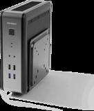 Antec ISK 110 VESA U3 - USB3.2/HTPC/mini-ITX/90W_