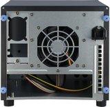 Inter-Tech SC-4100 - 4xHDD/USB3.2/Kubus/mini-ITX_