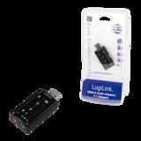 LogiLink Geluidskaart Virtueel 7.1 USB_