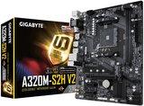 Gigabyte AM4 GA-A320M-S2H - M.2/HDMI/DVI/VGA/µATX_