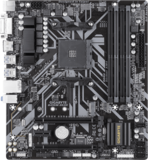 Gigabyte AM4 B450M DS3H - M.2/HDMI/DVI/µATX_