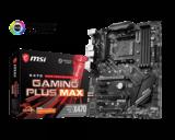 MSI AM4 X470 GAMING PLUS MAX - 2xM.2/HDMI/DVI/ATX_