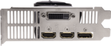 Gigabyte NVIDIA GeForce GTX1050 Ti OC Low Profile_