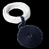 LogiLink Kabelbinder klittenband 20mm, 10 meter_
