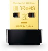 TP-Link Archer T2U nano 600Mbps Adapter Band 2.4 + 5 GHz