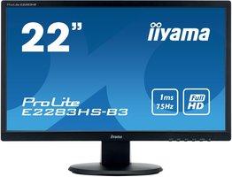 Iiyama ProLite E2283HS-B3 21.5 inch monitor