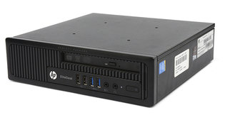 HP Elitedesk 800 G1 USDT Core i5-4570s - 4GB -240GB -DVD - Wind 10 Pro