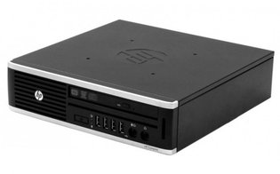 HP 8300 Elite USDT Intel i3-3220 - 4GB - 120GB SSD- DVDRW - Wind 10