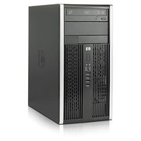 HP 8000 C2D E8400 - 4GB - 250GB - DVD-RW - Windows 10 Pro