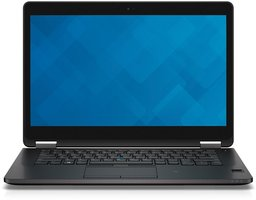 Dell Latitude E7470 i5-6300U - 8GB - 256GB SSD - 14 inch-Windows 10 pro