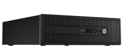HP Elitedesk 800 G1 SFF Core i5-4570-4GB-500GB HD-Wind 10 Pro