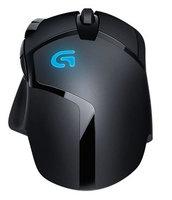 Logitech G402 Optical USB Zwart Retail