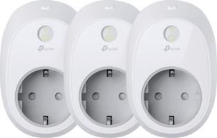 TP-Link Smart Plug Switch Draadloos set van 3 stuks