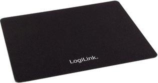 Mousepad LogiLink antibacterieel Zwart