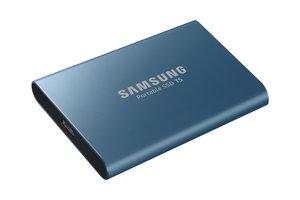 500GB Samsung Portable SSD T5 2,5