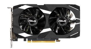 1650 ASUS DUAL GTX OC 4GB/DP/HDMI/DVI