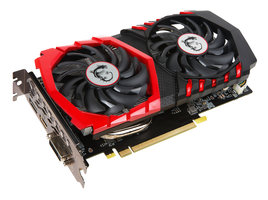 1050Ti MSI GTX GAMING X 4GB/DP/HDMI/DVI