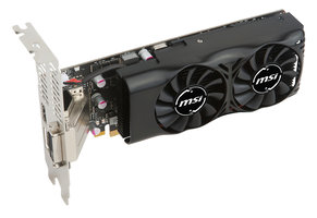 1050Ti MSI GTX 4GT 4GB/DP/HDMI/DVI/Low Profile