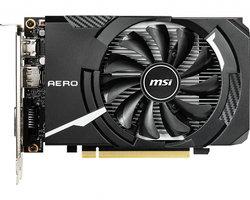 1650 MSI GTX AERO ITX OC 4GB/DP/HDMI/DVI