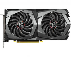 1650 MSI GTX GAMING X 4GB/DP/HDMI