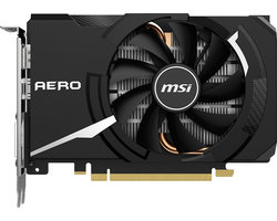 1650S MSI GTX SUPER AERO ITX OC 4GB/DP/HDMI/DVI