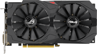 570 ASUS ROG STRIX RX GAMING OC 8GB/DP/2xDVI/HDMI