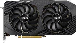 5500XT ASUS DUAL RX EVO OC 8GB/3xDP/HDMI