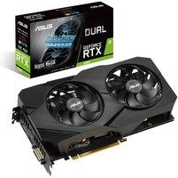 2060 ASUS DUAL RTX Advanced EVO 6GB/DP/2xHDMI/DVI