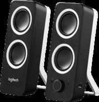 Logitech 2.0 Z-200 RET Zwart