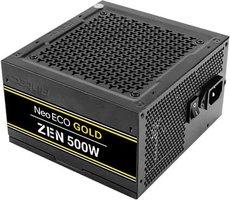 Antec NE500G ZEN 80+ Goud 500W ATX