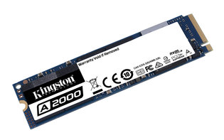 250GB M.2 PCIe NVMe Kingston A2000 3D/TLC/2000/1100 Ret