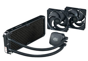 Cooler Master Nepton 240M Waterkoeling AMD-Intel