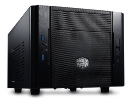 Cooler Master Elite 130 - USB3.2/Kubus/mini-ITX