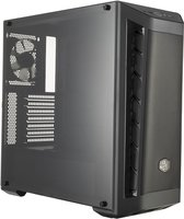 Cooler Master MB MB511 Mesh - TG/USB3.2/Midi/ATX