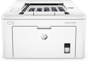 HP LaserJet Pro M203dn MONO / LAN / Wit