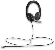 Logitech Stereo Headset H540 zwart