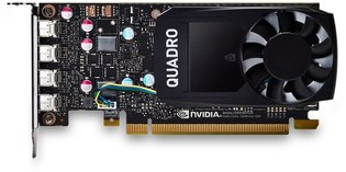 P620 PNY QUADRO V2 2GB/4xmDP/Low Profile