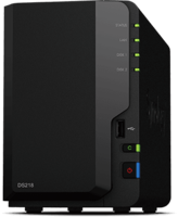 Synology Value Series DS218 2-bay/USB 3.0/GLAN