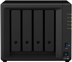 Synology Plus Series DS918+ 4-bay/USB 3.0/GLAN
