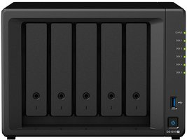 Synology Plus Series DS1019+ 5-bay/USB 3.0/GLAN