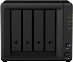 Synology Value Series DS418 4-bay/USB 3.0/GLAN