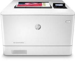 HP Color LaserJet Pro M454dn / LAN / Wit