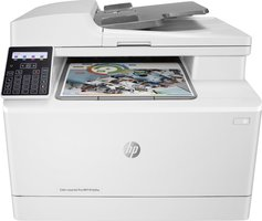HP Color LaserJet Pro MFP M183fw AIO / WLAN / FAX / Wit