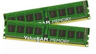 16GB DDR3/1333 Kingston ValueRAM CL11 2x8GB Retail