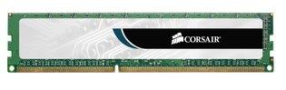 4GB DDR3/1333 Corsair Value Select CL9