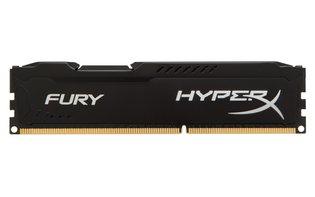 4GB DDR3/1600 Kingston HyperX Fury CL10 Heatsink