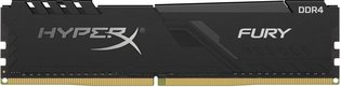 16GB DDR4/2400 Kingston HyperX Fury CL15 Heatsink